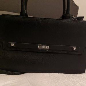 Black NEW Guess purse